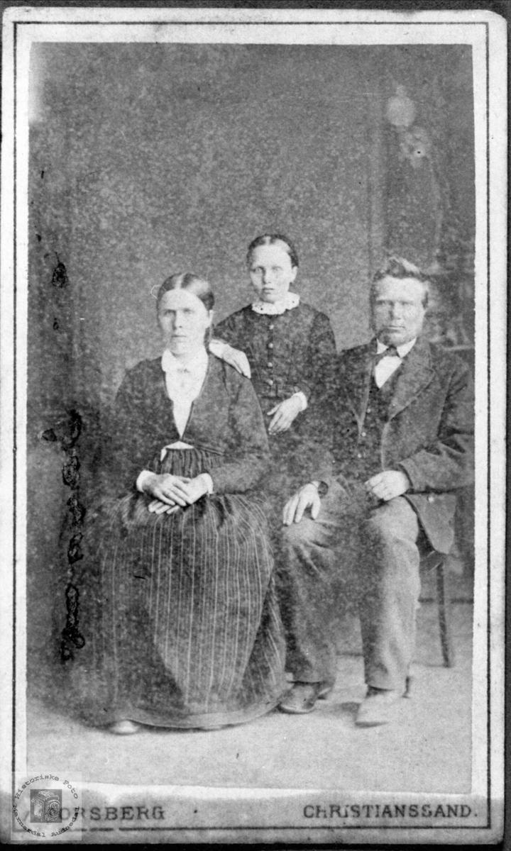 Familien Thore T. Foss
