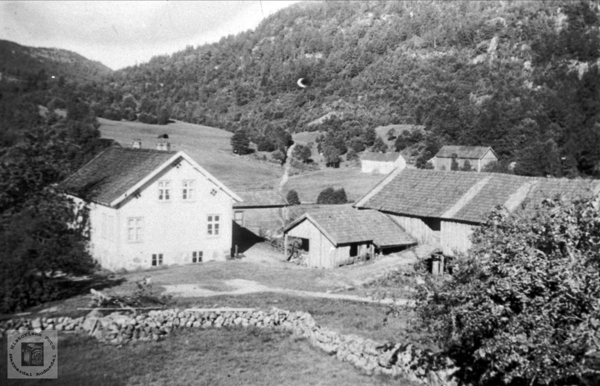 Berget Sveinall.