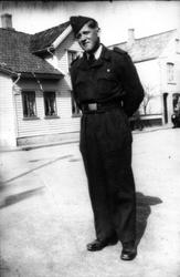 Soldat i Somaleiren, Stavanger. Knut N. Skuland.