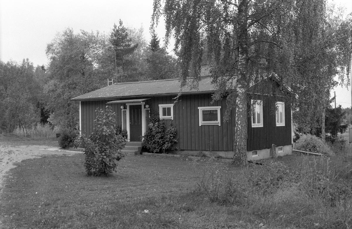 Bostadshus, Vadbron 2:1, Bälinge socken, Uppland 1983