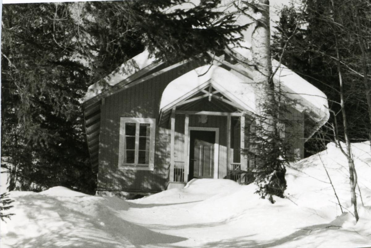 Landsend bedehus, Sør-Aurdal. Innviet 1913.