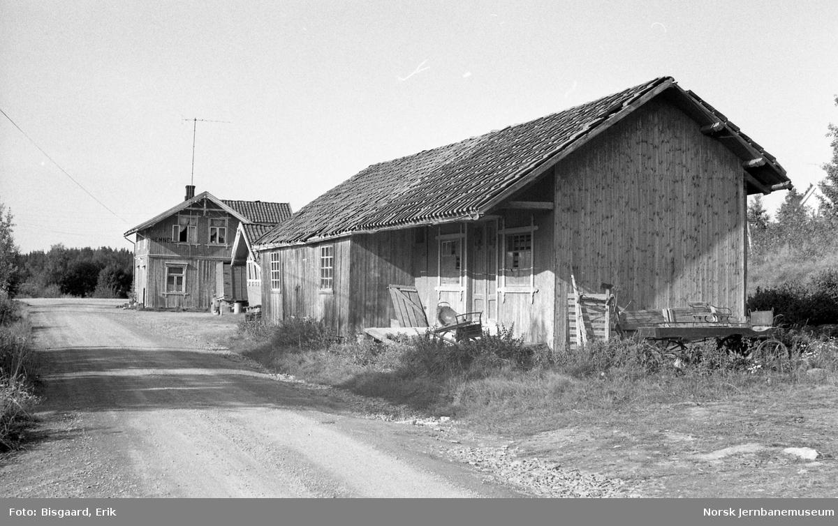 Hemnes godshus og stasjonsbygning