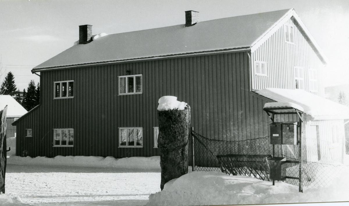 Heggebø skule, Øystre Slidre