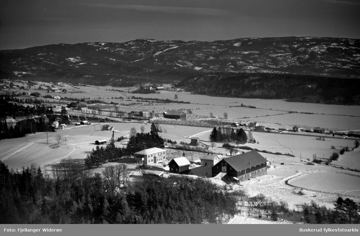 Norderhov Rå gård 1959
