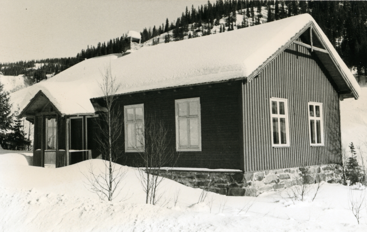 Rust bedehus, Sør-Aurdal.