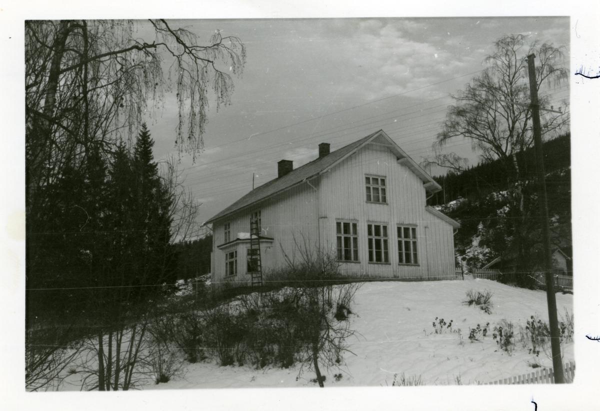 Lundstein skule i Etnedal kommune i Valdres.