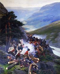 Slaget ved Kringen - et 400-årsminne