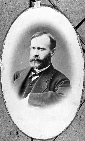 Riksdagsman C. W. Collander