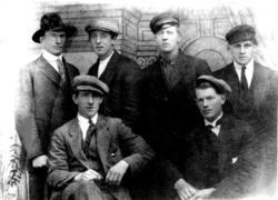 Sverre Husby, Sverre Spillum, Hans Husby, Anders O. Lund, Ja
