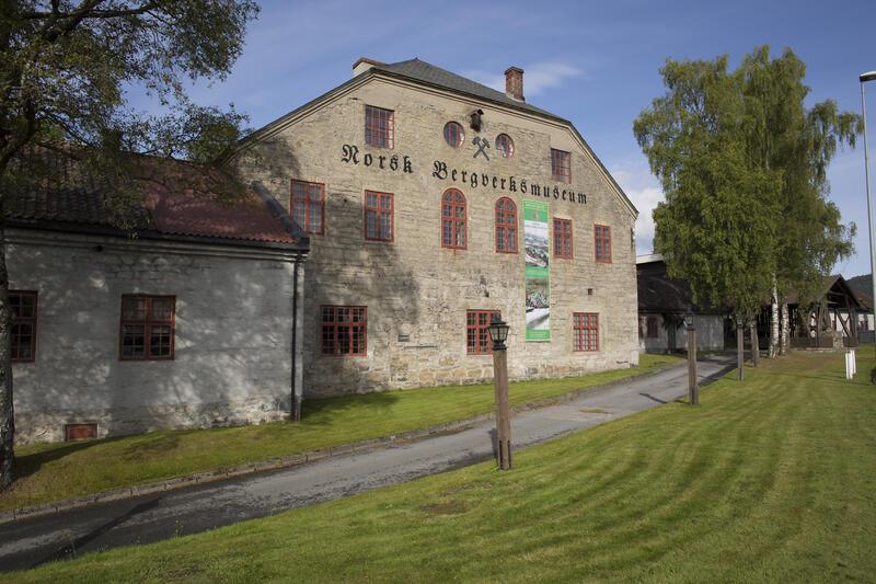 Norsk Bergverksmuseum. (Foto/Photo)