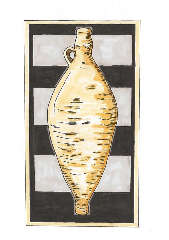 Stor vase (Foto/Photo)