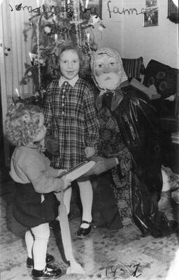 Hiltons jul 1951. Foto/Photo