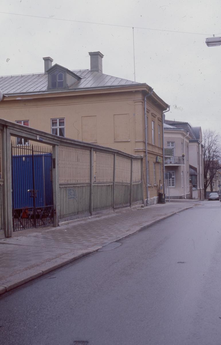 Byggda Minnen, Dybeckska Gården