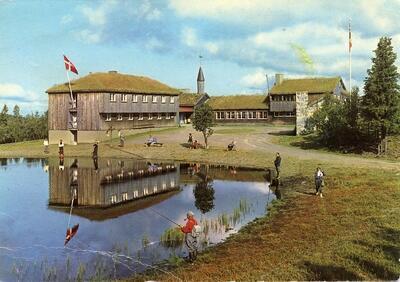 Danebu, Nord-Aurdal. Foto: Valdres Folkemuseum. (Foto/Photo)