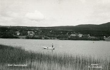 Jarenvannet, Gran. Foto: K. Deinboll/Randsfjordmuseet. (Foto/Photo)