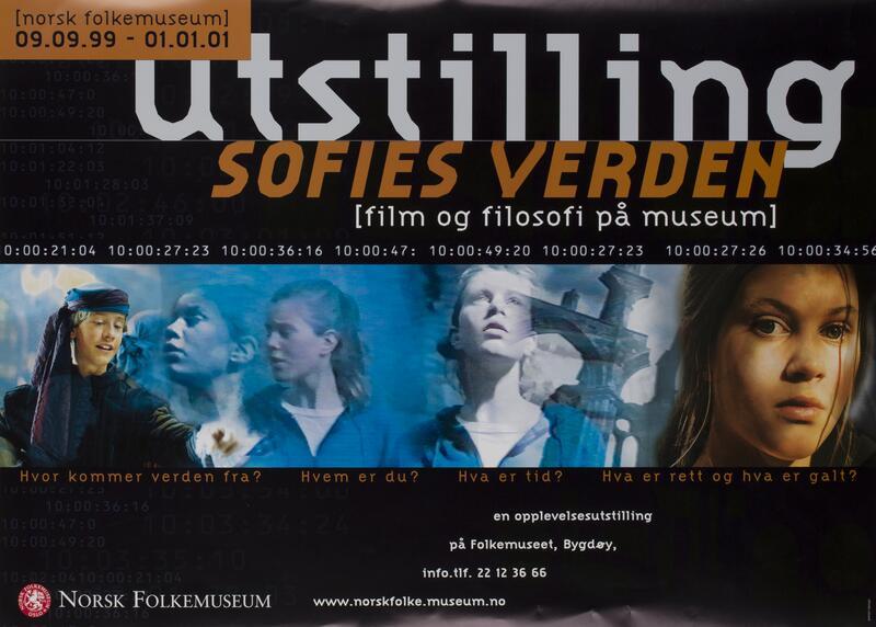 Sofies verden (Foto/Photo)
