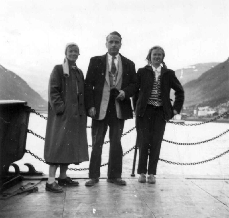 Feltarbeid 1955 (Foto/Photo)