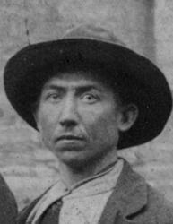 Hytteknekt Timandus Waal (1857-1929) (Foto/Photo)