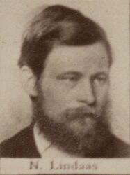 Sjakthauerformann Nils A. Lindaas (1856-1926) (Foto/Photo)