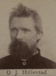 O. J. Hillestad (Foto/Photo)