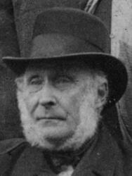 Hytteskriver/Myntfullmektig Ferdinand Rømcke (1816-1903) (Foto/Photo)