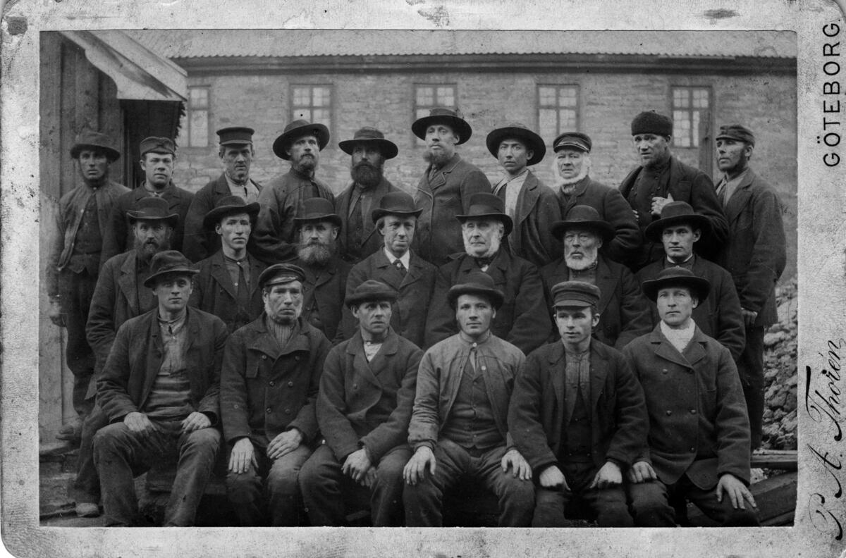 Mannskap Mynta 1889 (Foto/Photo)