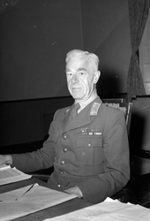 Generalmajor Halvor Hansson