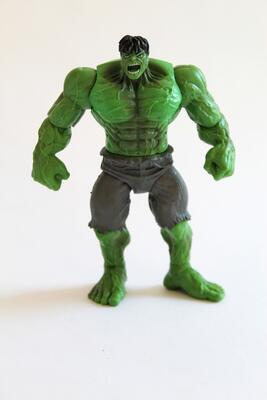 Er Hulken ei dokke? Fra utstillingen Lek for livet. Foto: Joachim Onsvåg/Kvinnemuseet (Foto/Photo)
