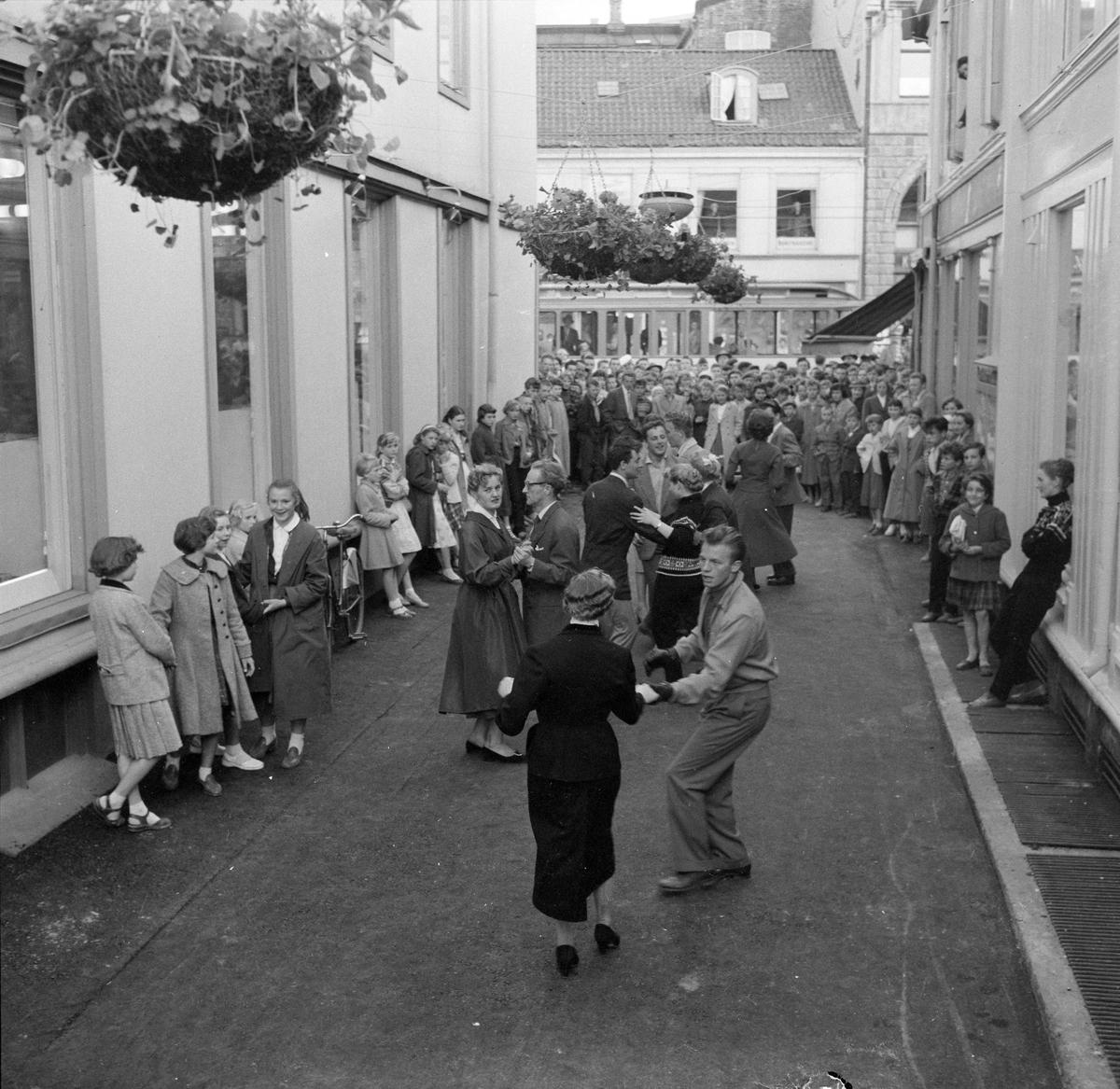 Dans i Gjelvangveita under Stor-Martnan