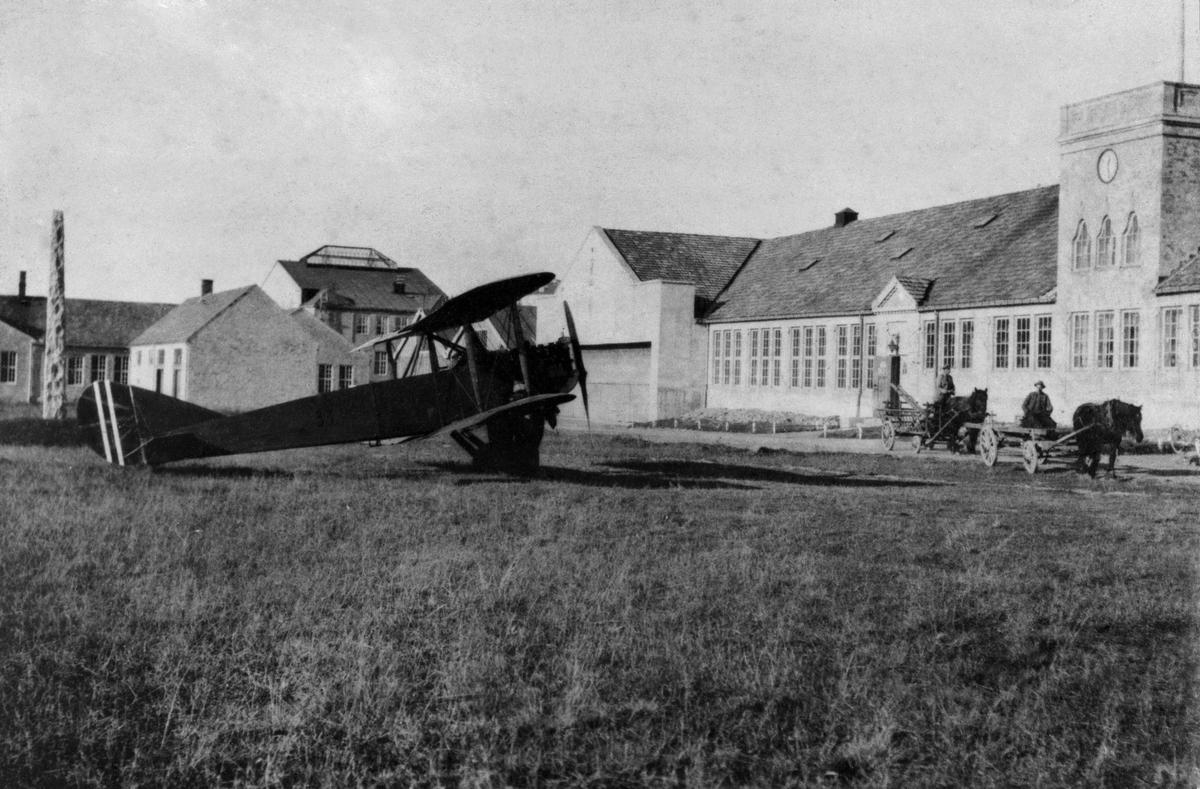 F.F.9 Kaie 1, Kjeller.