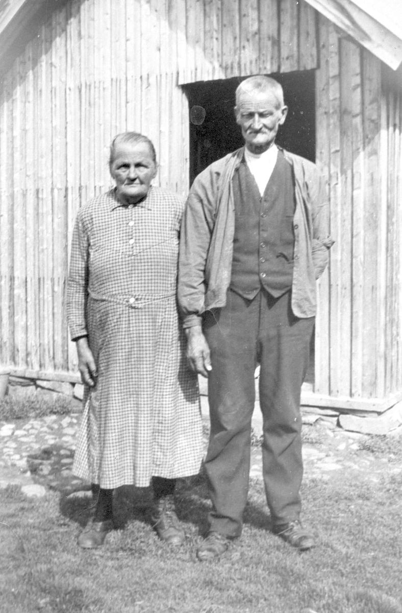 Tollef og Ragnhild Haugene.