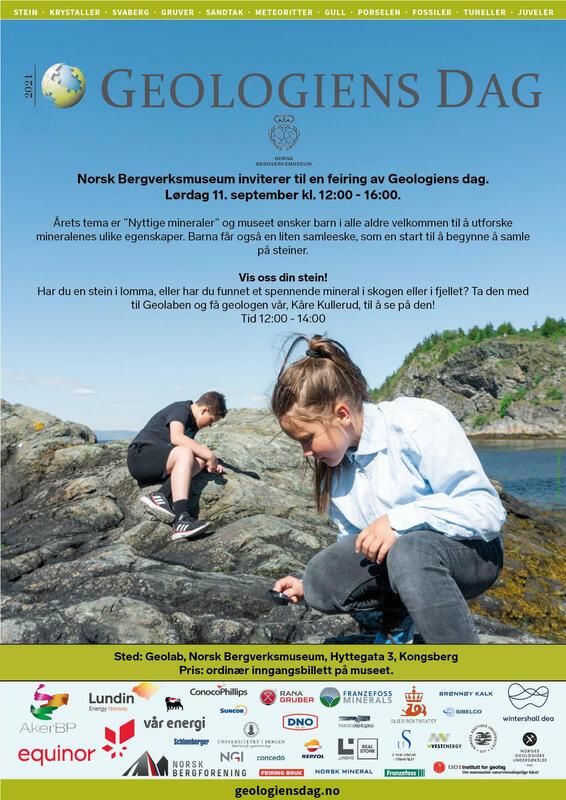 Geologiens dag (Foto/Photo)