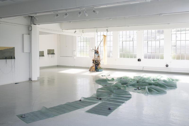 Utstillinga Ferd av Aud Bækkelund (Foto/Photo)