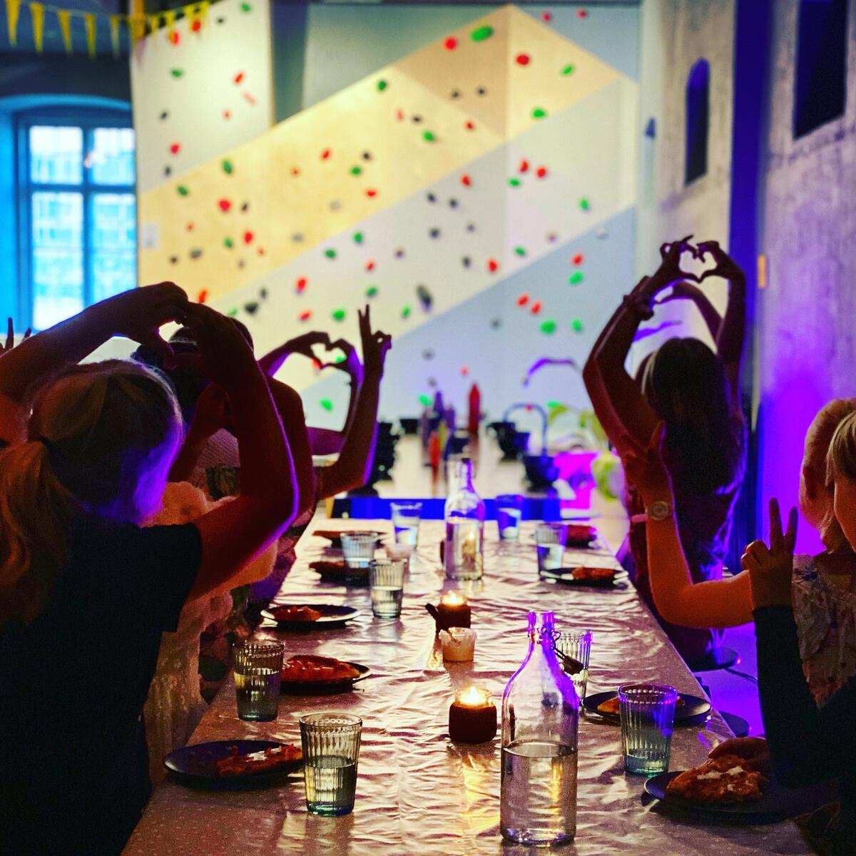 Barnebursdag i Geolaben (Foto/Photo)