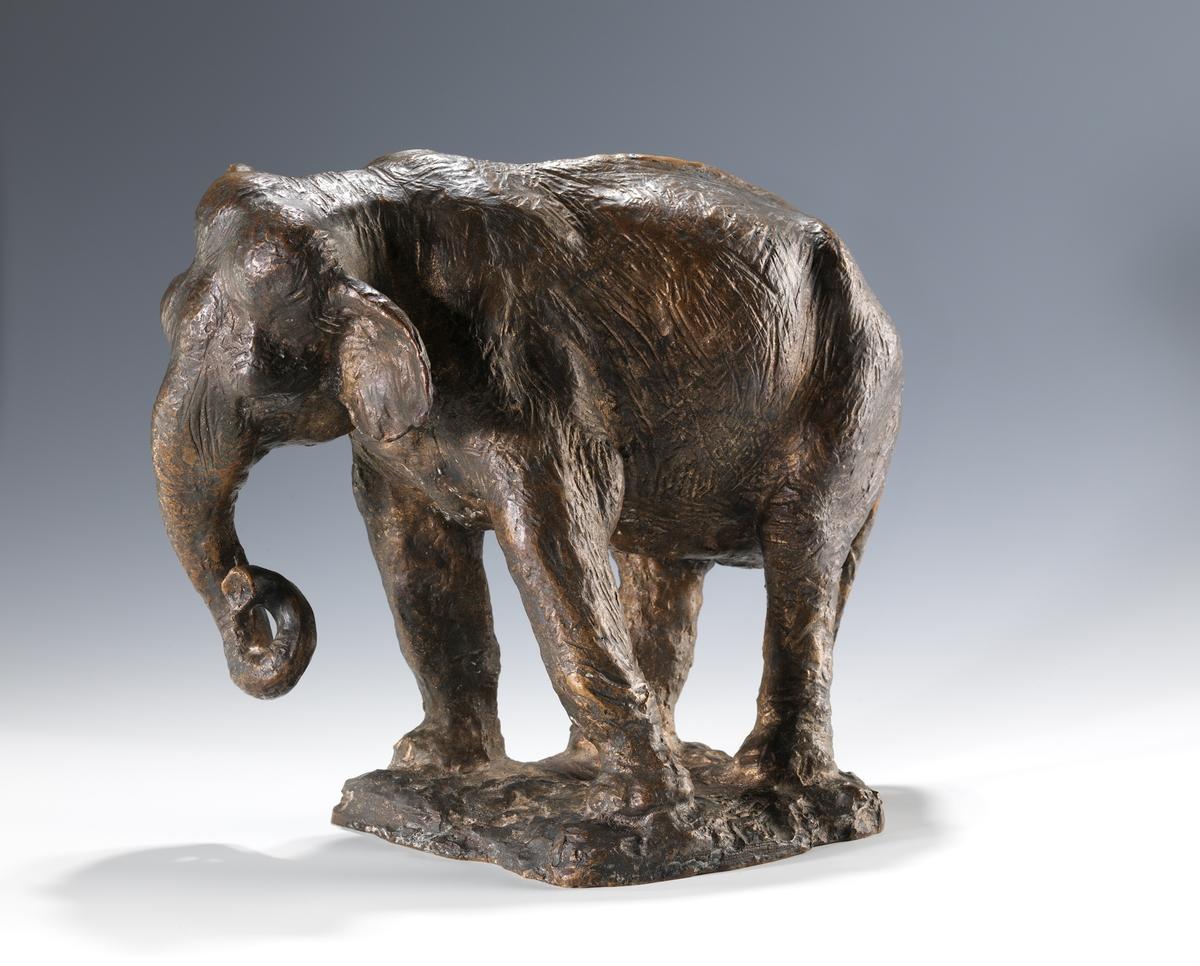 Elefant [Statuett]