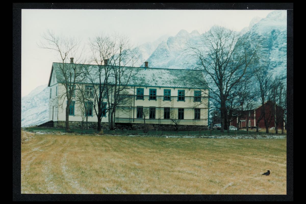 eksteriør, postkontor,  Alstahaug, Sandnessjøen, eldre tider