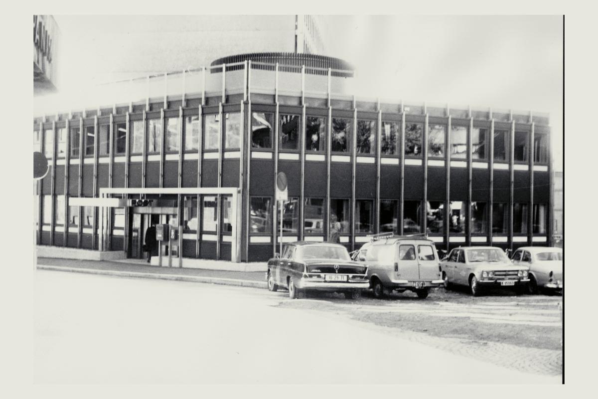 eksteriør, postkontor, 0130 St. Olavs plass, postkasse