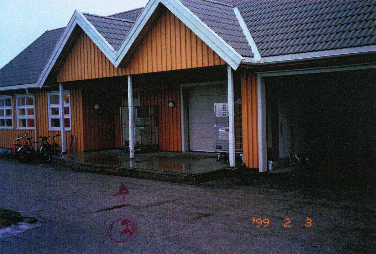eksteriør, postkontor, 7900 Rørvik