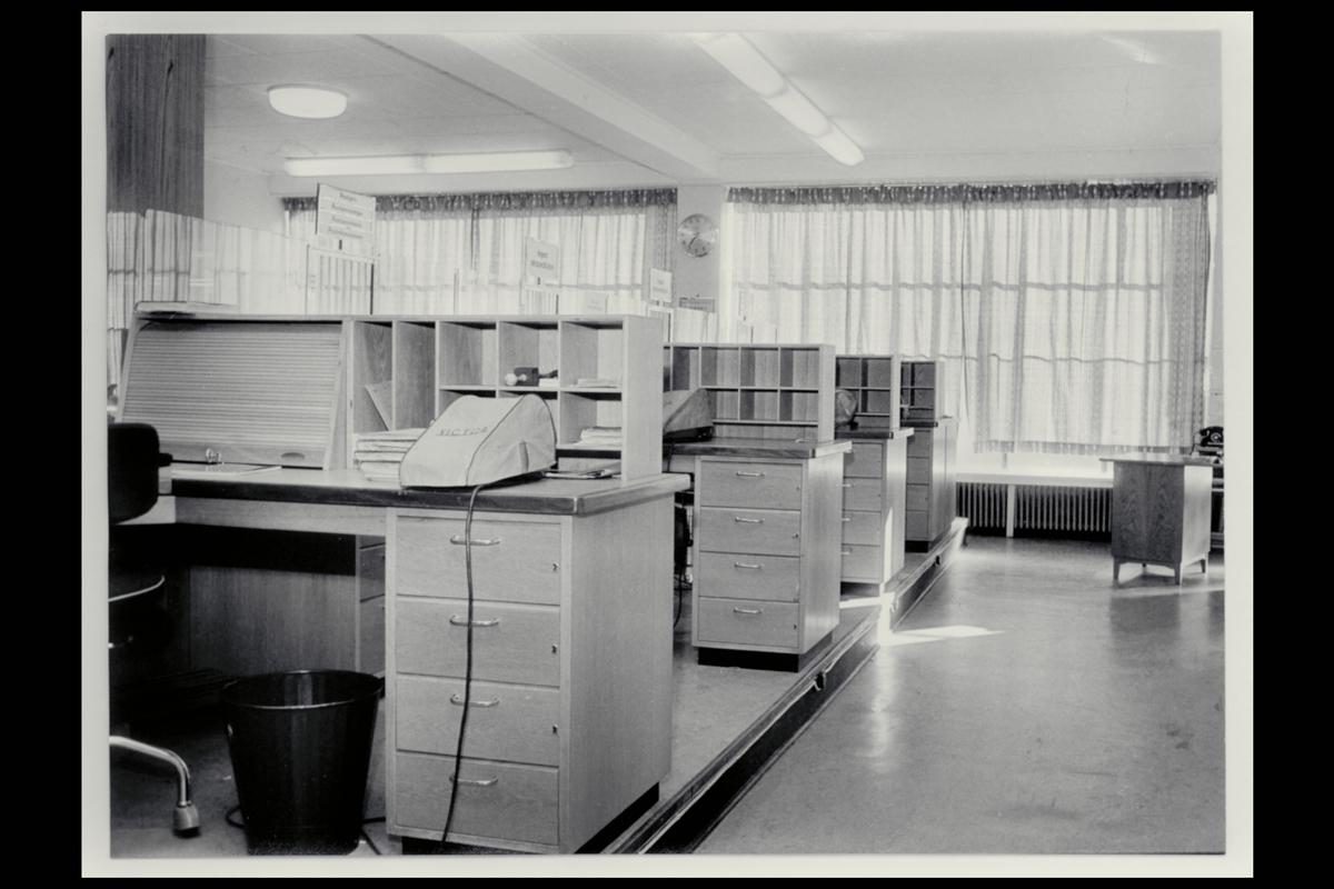 interiør, postkontor, 3100 Tønsberg, ekspedisjon