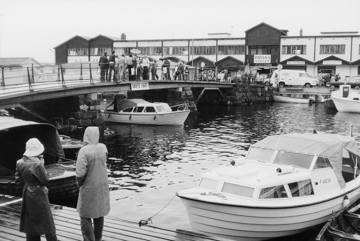norgesbilder, Kragerø, bybilde, brygge, båter