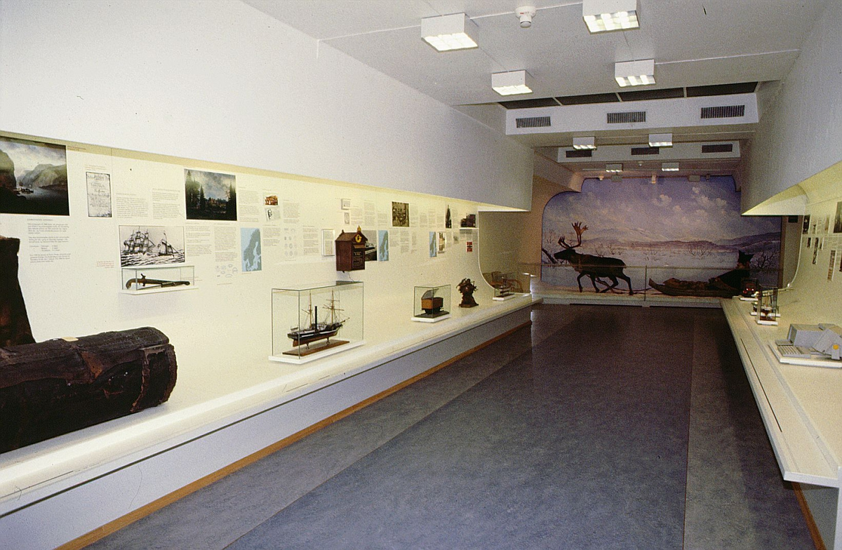 postmuseet, Kirkegata 20, utstilling, frimerkegangen