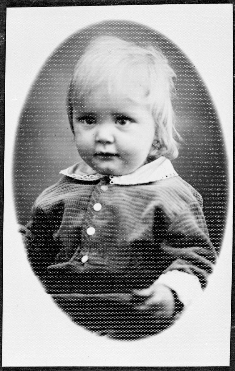 Barn, portrett