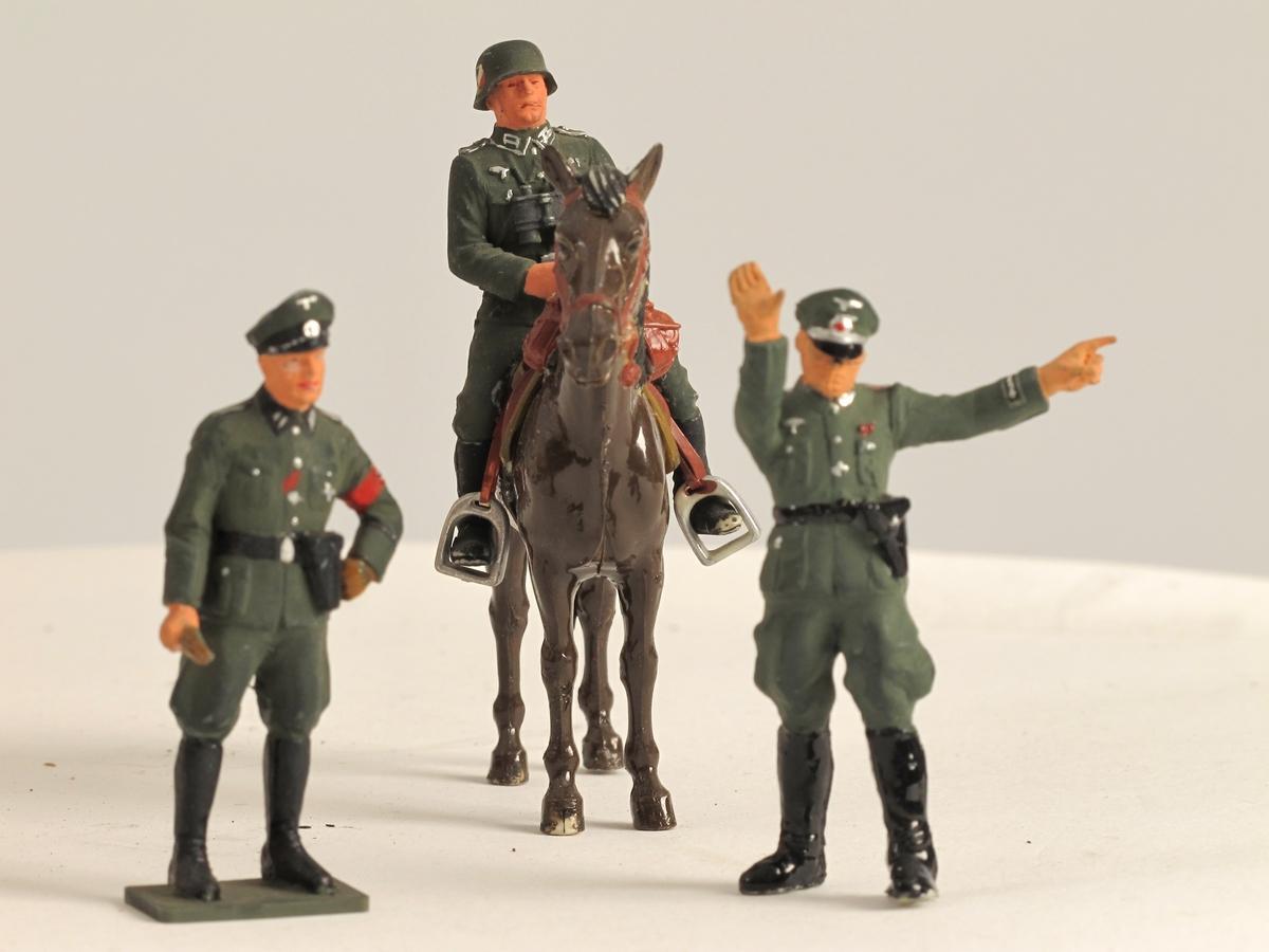Soldatfigurer m.m.