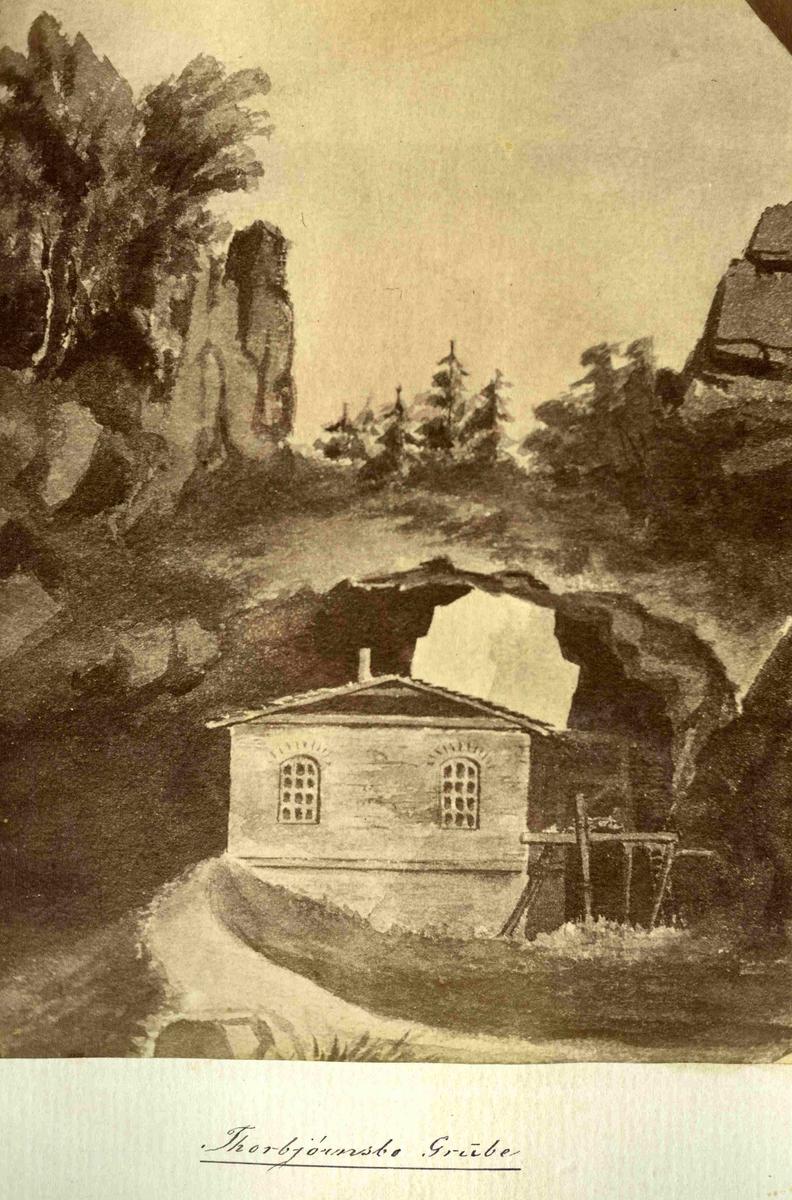 Torbjørnsbo Grube