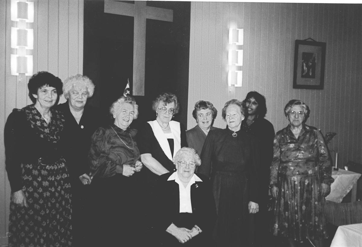 Norby eldre kvinneforening 120 årsjublium.
