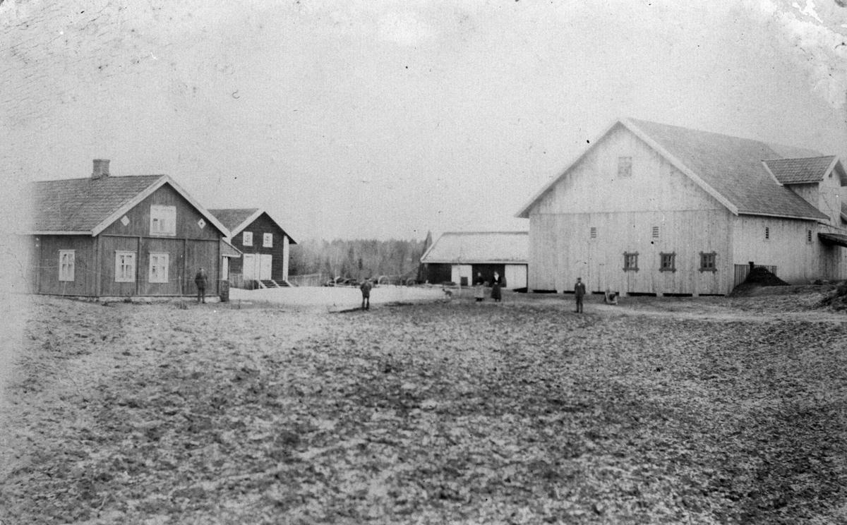 Melby gård.