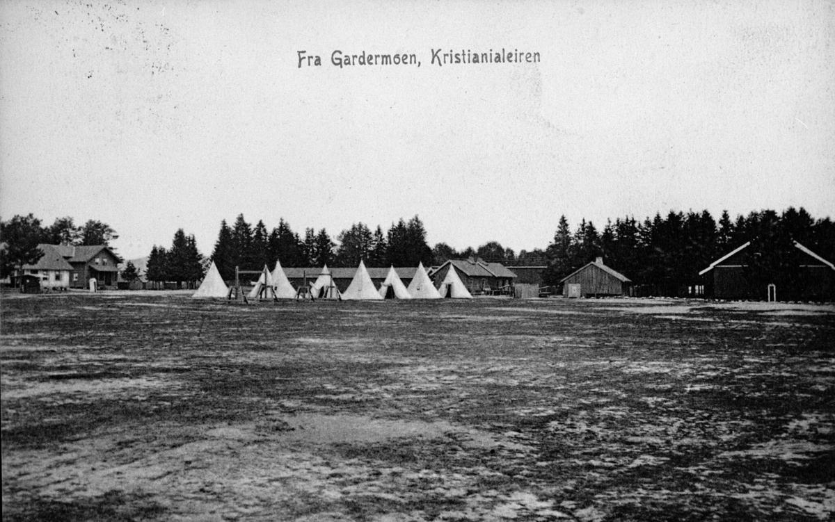Kristianialeiren, Gardermoen