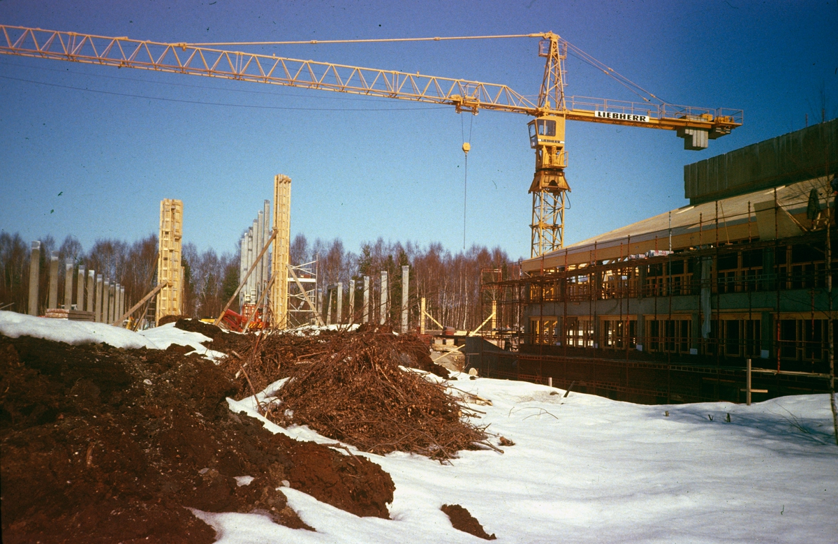 Byggestart E-verkstbygget for Skedsmo kommune.