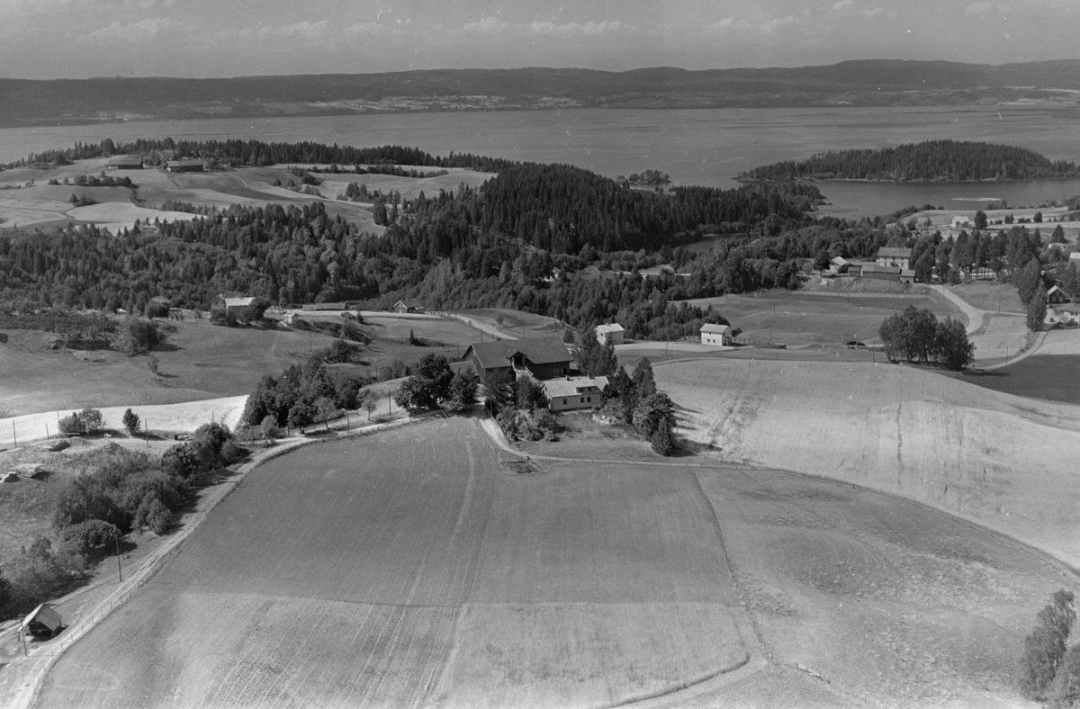 TORUD- ØSTANES - SAND LANDSKAP
