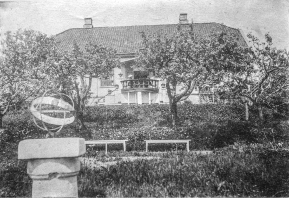 Linløkken. Eidsvoll Sorenskriver gård.
